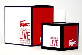 НОВИНКА! Lacoste Live Pour Homme